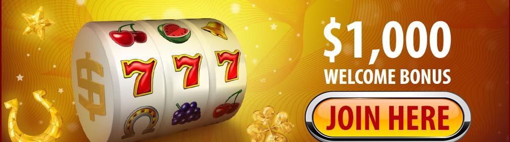 Casino online get up to 1000
